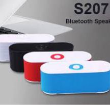 LOA BLUETOOTH  S 207